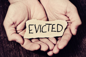 Eviction and Apartment Sales