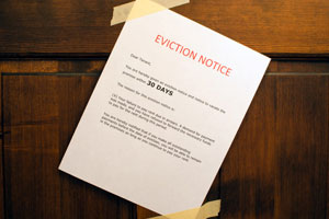 Fake Eviction Notices