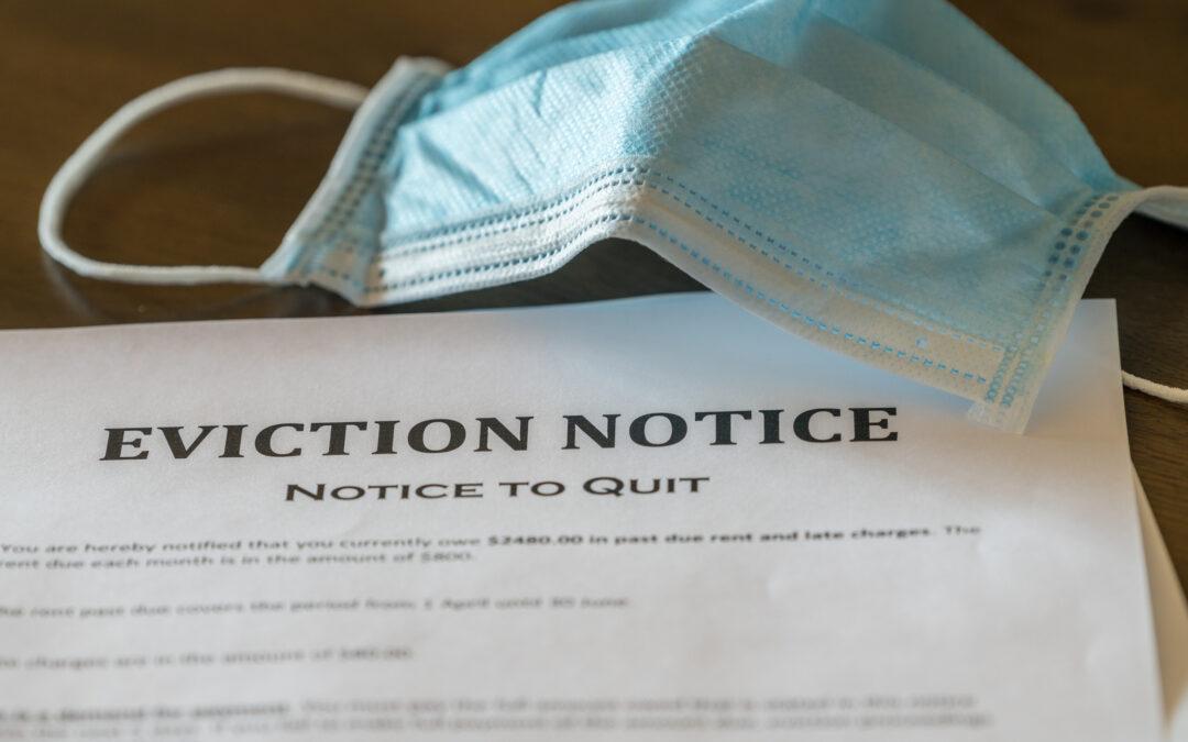 What Happens When Eviction Moratoriums End?